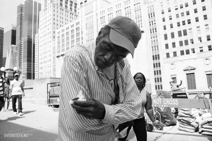 Ronald Davis, Chicago 2016...Dolemite AF
